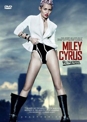 Miley Cyrus: Reinvention Online DVD Rental