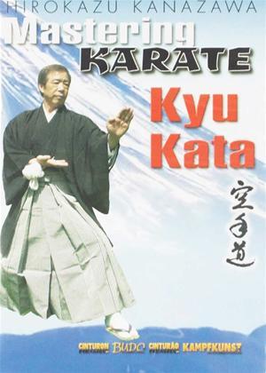 Rent Shotokan Kyu Kata: Kanazawa Online DVD Rental