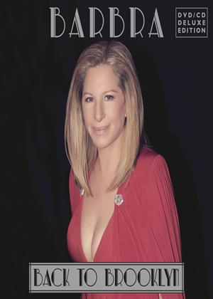 Rent Barbra Streisand: Back to Brooklyn Online DVD Rental