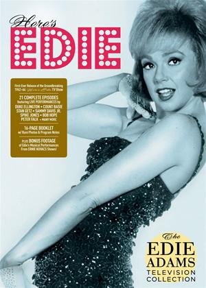 Rent Edie Adams: Here's Edie Online DVD Rental