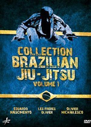 Rent Brazilian Jiu Jitsu Collection: Vol.1 Online DVD Rental