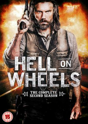 Hell on Wheels: Series 2 Online DVD Rental