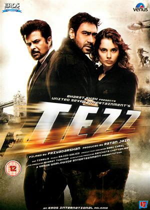Rent Bullet Train (aka Tezz) Online DVD Rental