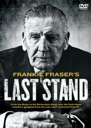 Frankie Fraser's Last Stand Online DVD Rental