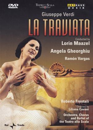 La Traviata: Teatro Alla Scala Online DVD Rental