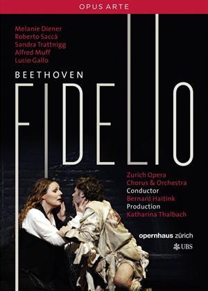 Fidelio: Orchester Der Oper Zurich Online DVD Rental