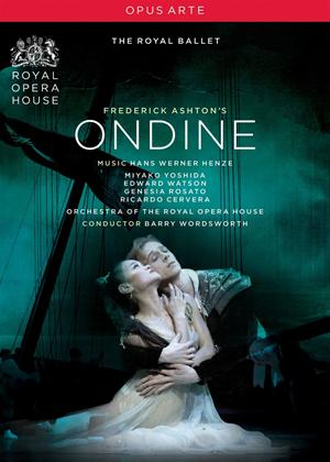 Rent Ondine: Royal Ballet Online DVD Rental