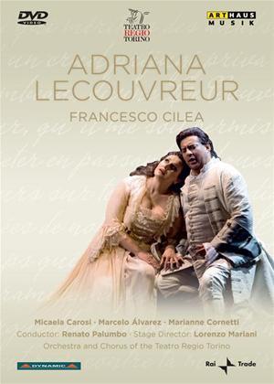 Rent Adriana Lecouvreur: Teatro Regio Di Torino Online DVD Rental
