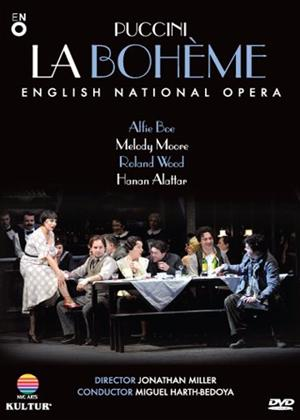 La Boheme: English National Opera Online DVD Rental