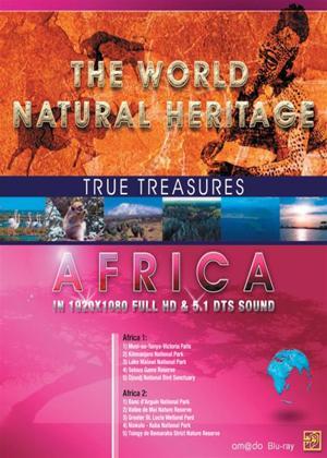 Rent World Natural Heritage: Africa Online DVD Rental