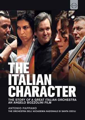 Rent The Italian Character Online DVD Rental