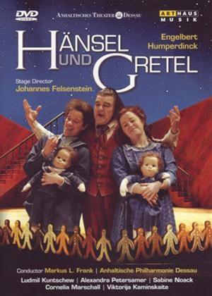Rent Hansel Und Gretel: Anhaltisches Theater, Dessau Online DVD Rental