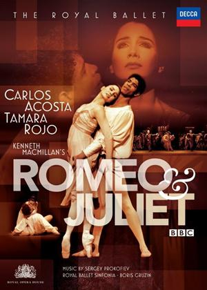 Rent Romeo and Juliet: The Royal Ballet Online DVD Rental