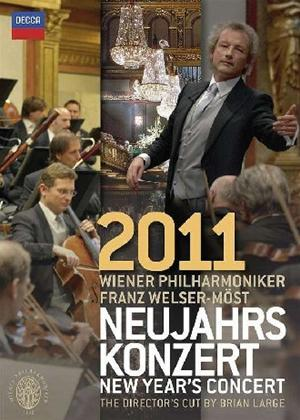 New Year's Concert: 2011 Online DVD Rental