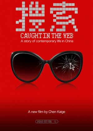 Caught in the Web Online DVD Rental