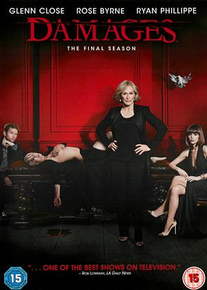 Damages: Series 5 Online DVD Rental