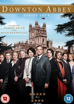 Rent Downton Abbey: Series 4 Online DVD Rental