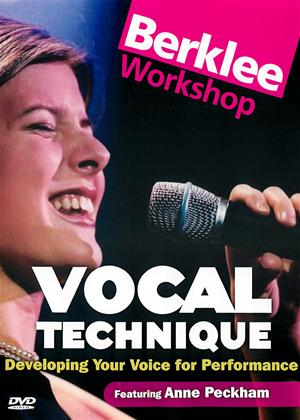 Berklee Vocal Technique Online DVD Rental