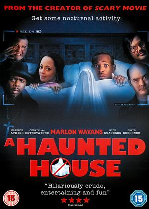 A Haunted House Online DVD Rental