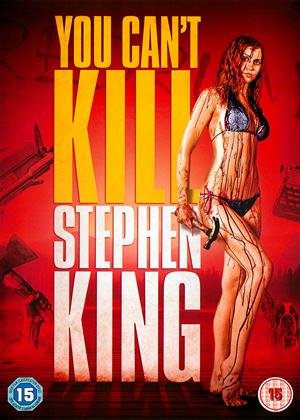 You Can't Kill Stephen King Online DVD Rental