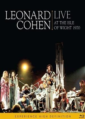 Rent Leonard Cohen: Live at the Isle of Wight Online DVD Rental