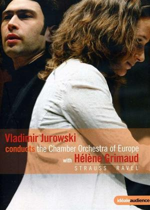 Strauss/Ravel: Chamber Orchestra of Europe Online DVD Rental