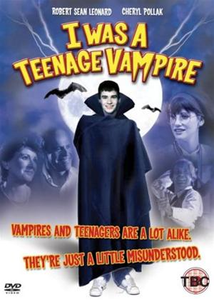 I Was a Teenage Vampire Online DVD Rental