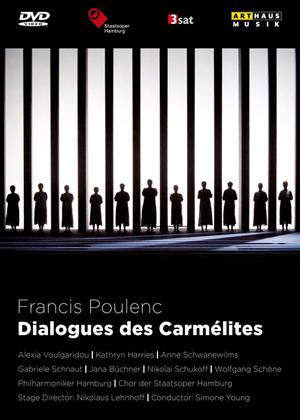 Rent Dialogues of the Carmelites: Staatsoper Hamburg Online DVD Rental