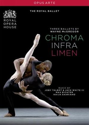 Rent McGregor: Three Ballets Online DVD Rental