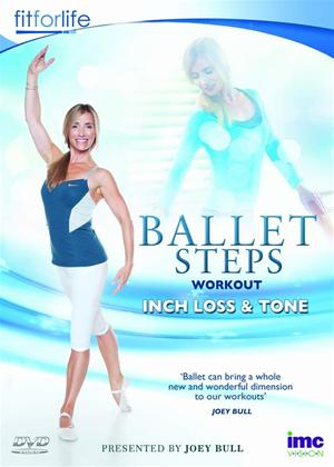 Ballet Steps Workout: Inch Loss and Tone Online DVD Rental