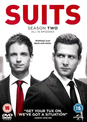 Suits: Series 2 Online DVD Rental