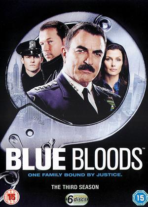 Blue Bloods: Series 3 Online DVD Rental