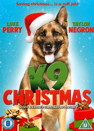 Rent K9 Christmas (aka K-9 Adventures: A Christmas Tale) Online DVD Rental