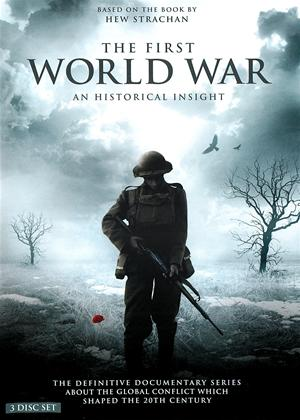 The First World War: Series Online DVD Rental