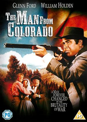 The Man from Colorado Online DVD Rental