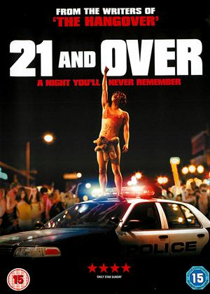 21 and Over Online DVD Rental