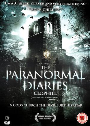 The Paranormal Diaries: Clophill Online DVD Rental