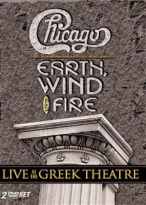 Chicago: Earth, Wind and Fire: Live at the Greek Theatre Online DVD Rental