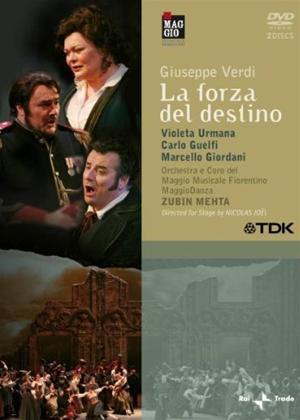 La Forza Del Destino: Teatro Communale, Firenze Online DVD Rental