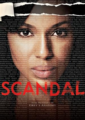 Scandal Series Online DVD Rental