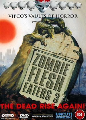 Zombie Flesh Eaters 3 Online DVD Rental