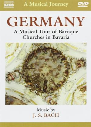 Rent A Musical Journey: Germany: Baroque Churches in Bavaria Online DVD Rental