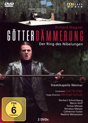 Rent Gotterdammerung: Staatskapelle Weimar Online DVD Rental