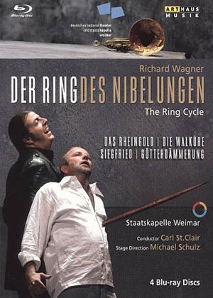 The Ring Cycle: Staatskapelle Weimar Online DVD Rental