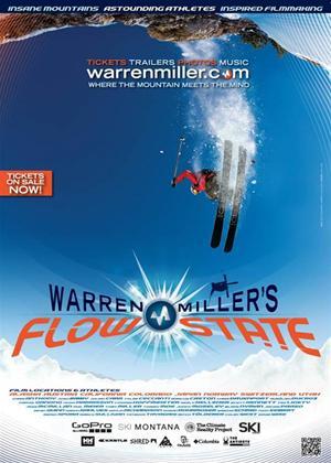 Warren Miller: Flow State Online DVD Rental