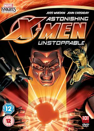 Astonishing X-Men: Unstoppable Online DVD Rental