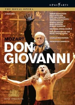 Don Giovanni: Royal Opera House Online DVD Rental