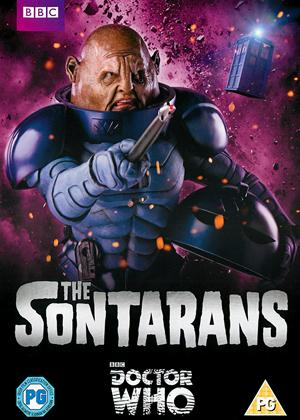 Doctor Who: The Monster Collection: The Sontarans Online DVD Rental