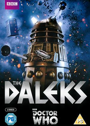 Rent Doctor Who: The Monster Collection: The Daleks Online DVD Rental