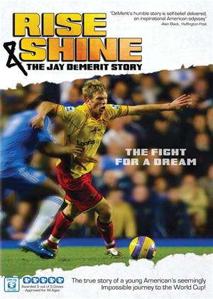 Rent Rise and Shine: The Jay DeMerit Story Online DVD Rental